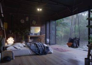 ایده های بهتر ساختن اتاق خواب