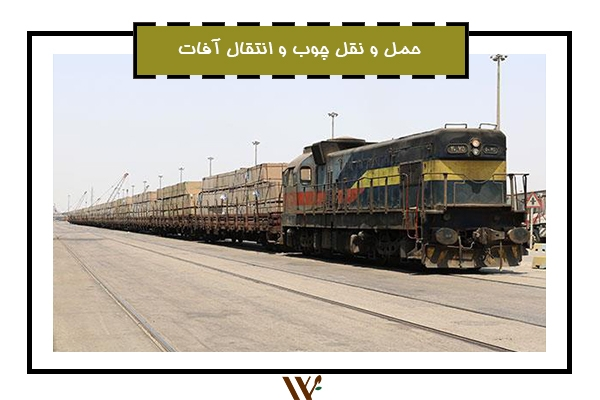 حمل و نقل چوب